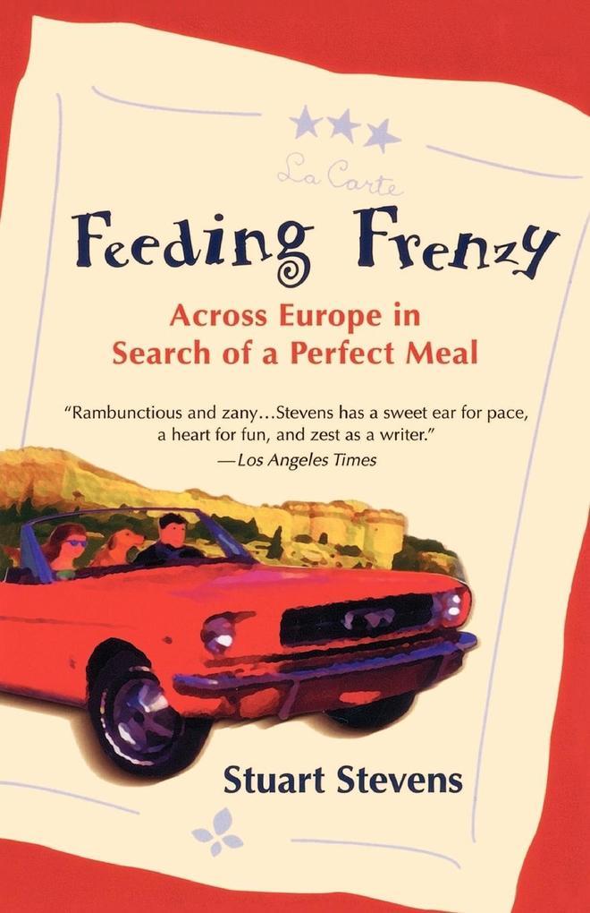 Feeding Frenzy als Taschenbuch