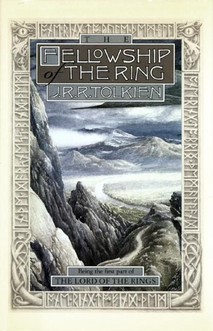 The Fellowship of the Ring, Volume 1: Being the First Part of the Lord of the Rings als Buch (gebunden)