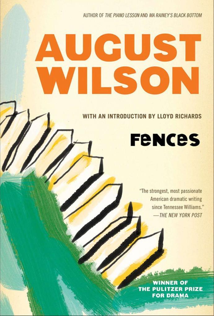 Fences: A Play als Taschenbuch