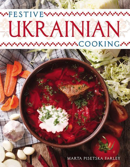 Festive Ukranian Cooking als Buch (gebunden)
