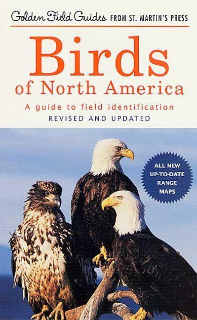 Birds of North America: A Guide to Field Identification als Taschenbuch