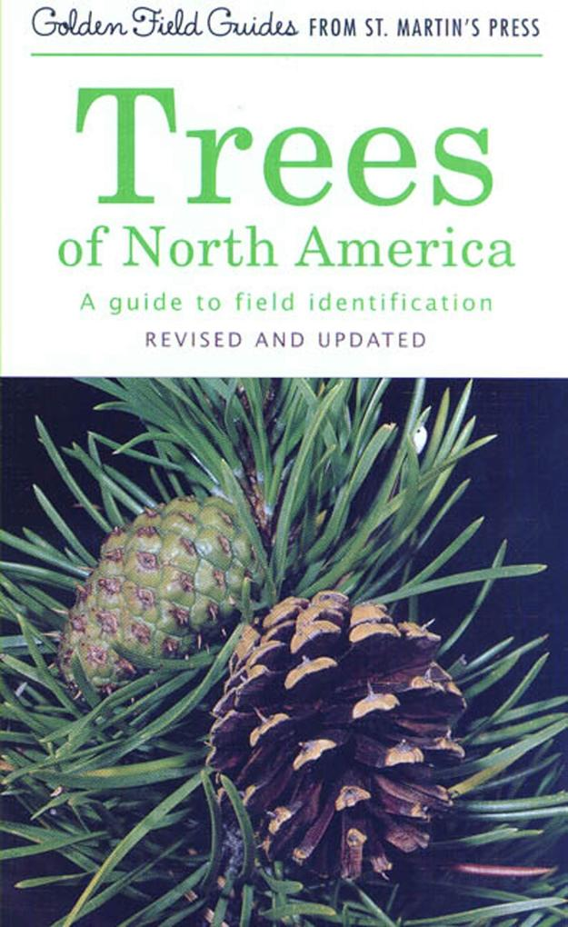 Trees of North America: A Guide to Field Identification, Revised and Updated als Taschenbuch