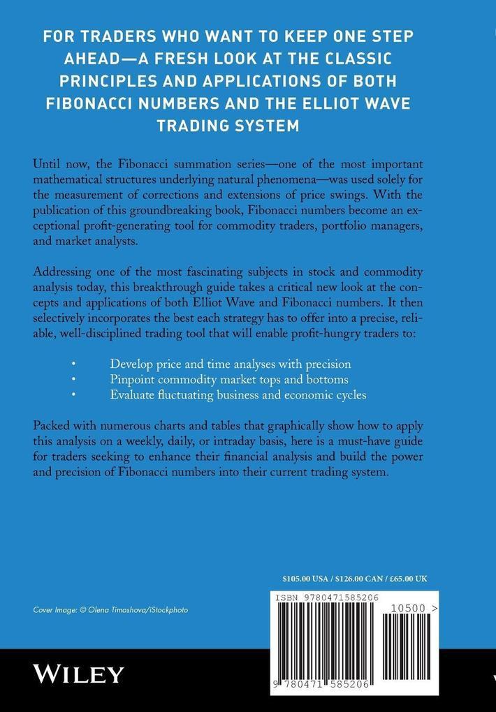 Fibonacci Applications and Strategies for Traders als Buch