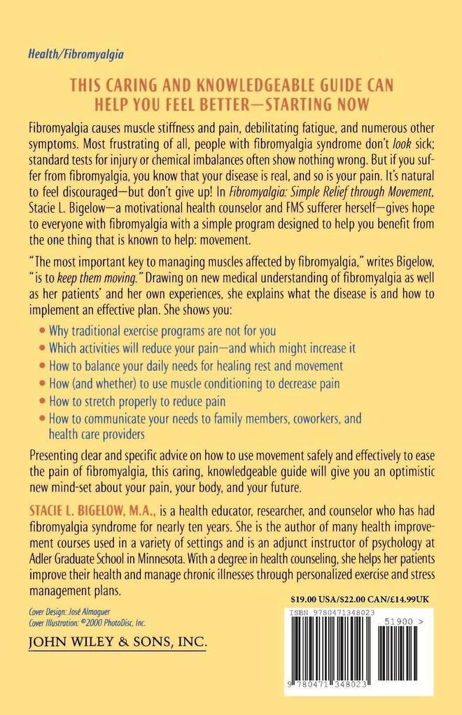 Fibromyalgia als Buch