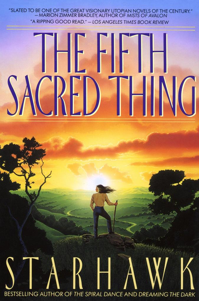 The Fifth Sacred Thing als Taschenbuch