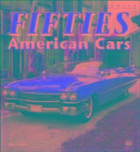 Fifties American Cars als Taschenbuch