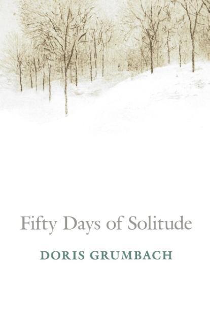 Fifty Days of Solitude als Taschenbuch