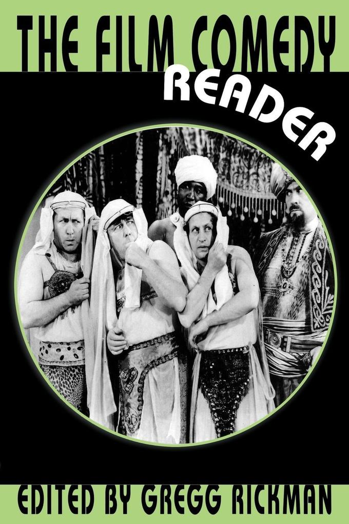 ( Hal Leonard Pub)the Film Comedy Reader als Taschenbuch