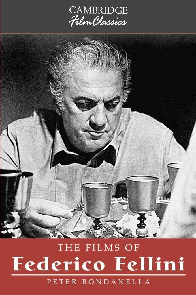 The Films of Federico Fellini als Buch