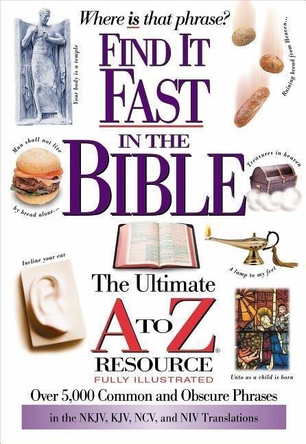 Find It Fast in the Bible als Taschenbuch