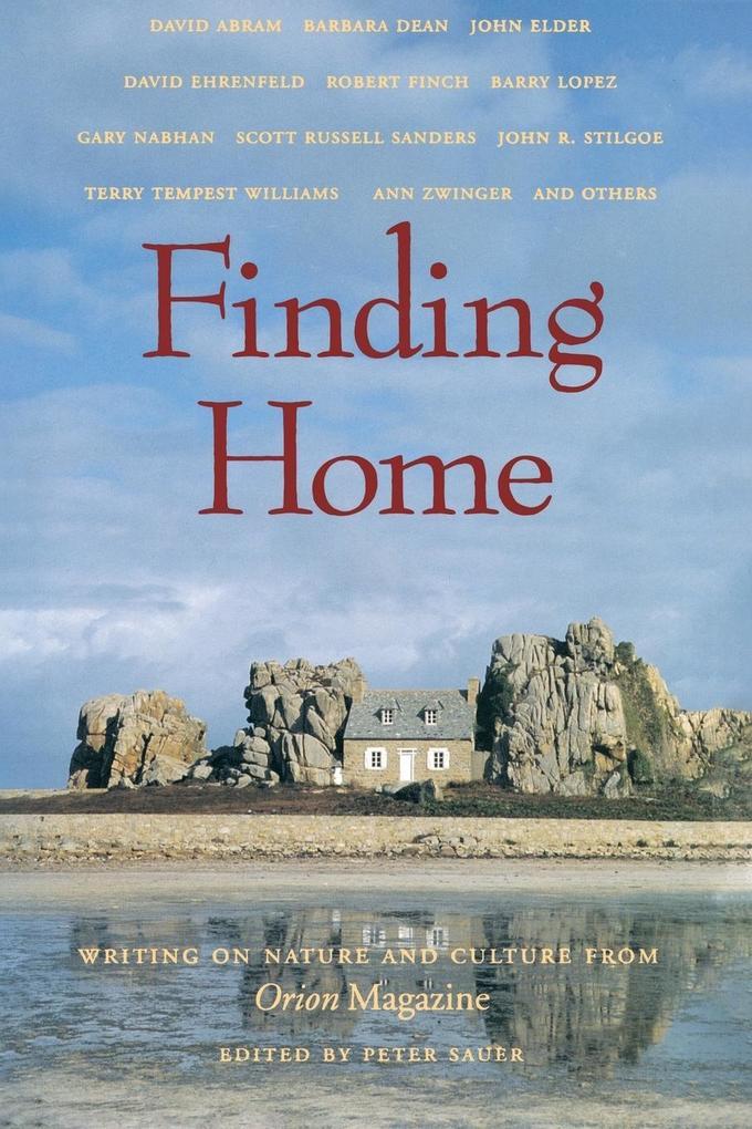 Finding Home als Taschenbuch