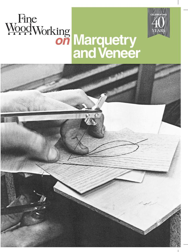 Fine Woodworking on Marquetry and Veneer als Taschenbuch