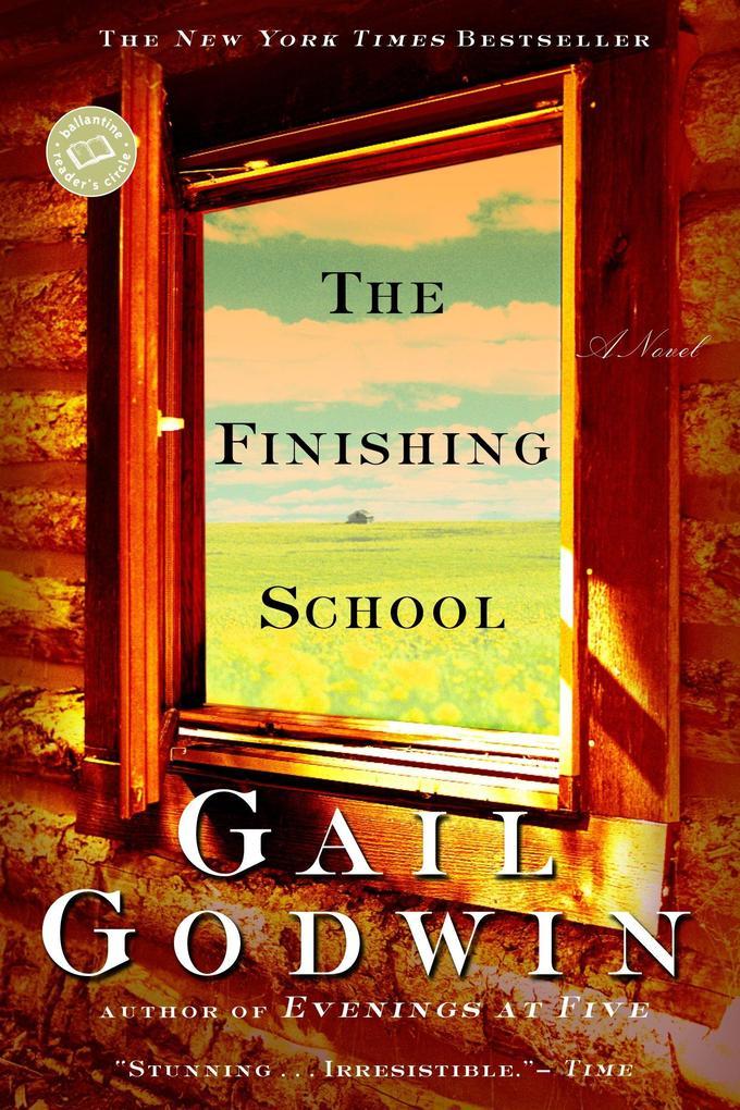 The Finishing School als Taschenbuch
