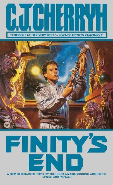 Finity's End als Taschenbuch