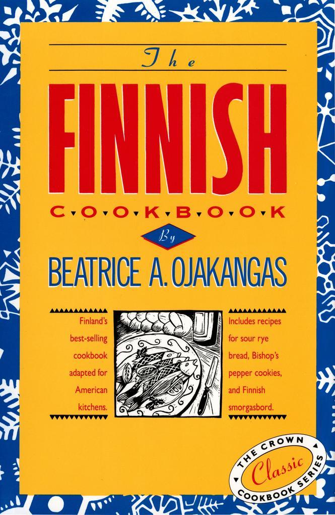 Finnish Cookbook als Buch