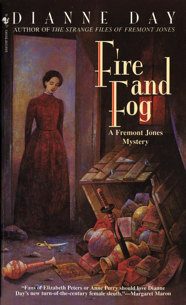 Fire and Fog: A Fremont Jones Mystery als Taschenbuch