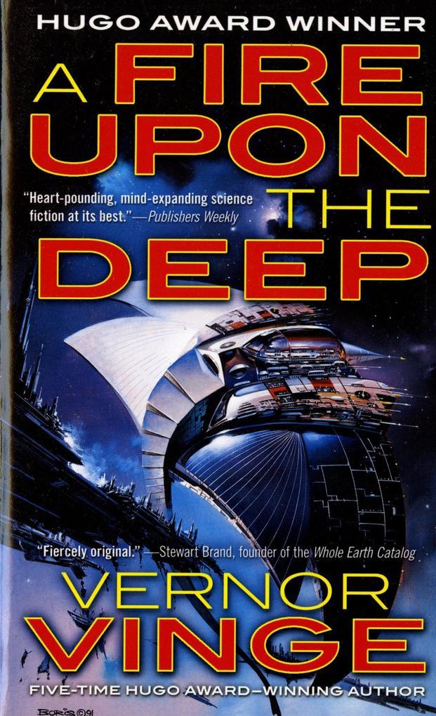 A Fire Upon the Deep als Taschenbuch