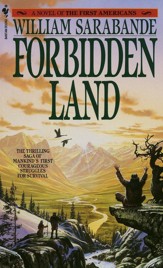 Forbidden Land: A Novel of the First Americans als Taschenbuch