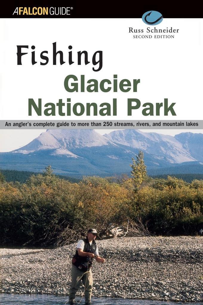 Fishing Glacier National Park als Taschenbuch