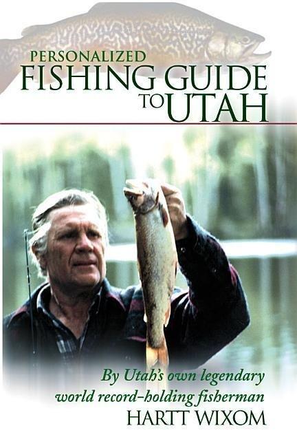 Fishing Guide to Utah als Taschenbuch