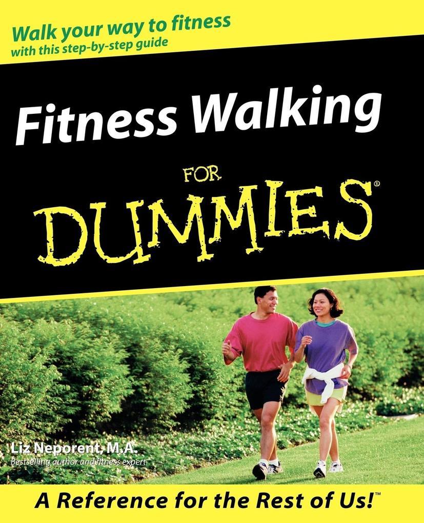 Fitness Walking for Dummies als Taschenbuch
