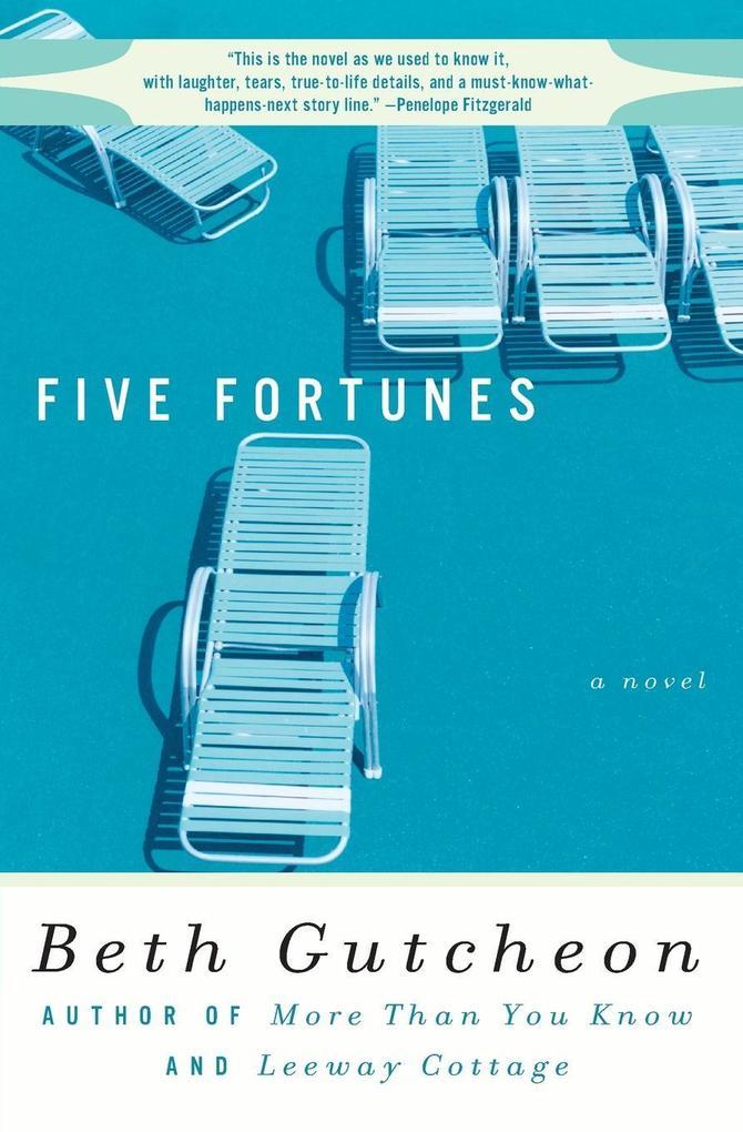 Five Fortunes als Taschenbuch