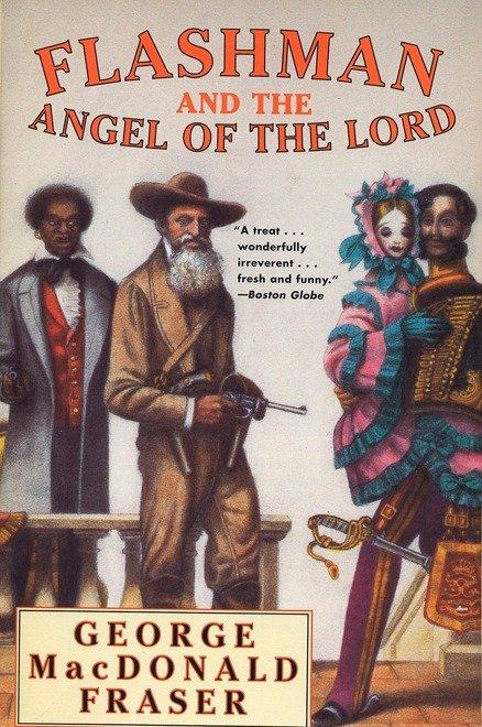Flashman and the Angel of the Lord als Taschenbuch