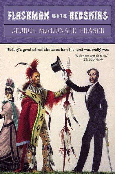 Flashman and the Redskins als Taschenbuch