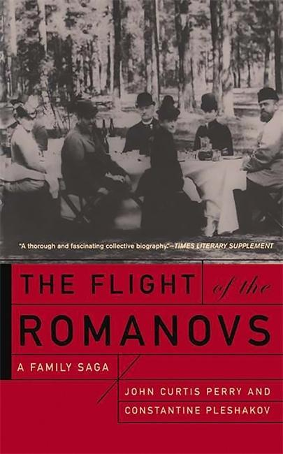 The Flight of the Romanovs a Family Saga als Buch