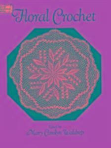 Floral Crochet als Taschenbuch