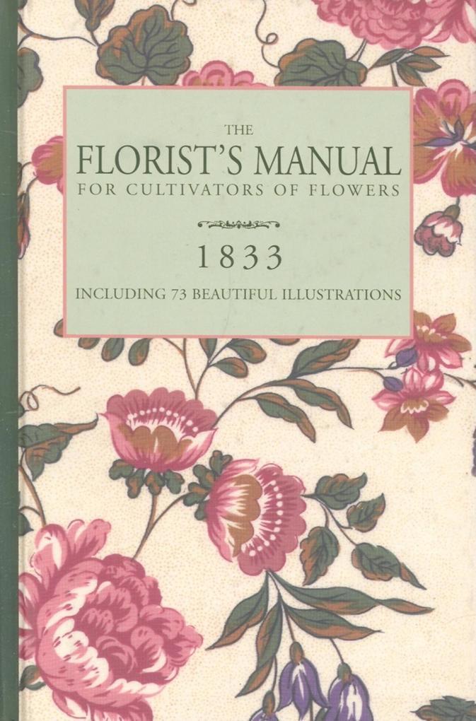 Florist's Manual als Buch