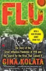 Flu: The Story of the Great Influenza Pandemic als Taschenbuch
