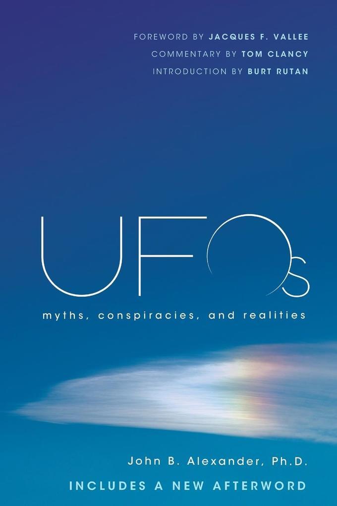 UFOS als Taschenbuch von John B. Ph. D. Alexander