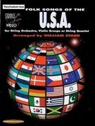 Strings Around the World -- Folk Songs of the U.S.A.: Score