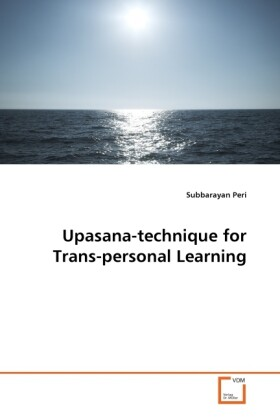 Upasana-technique for Trans-personal Learning a...