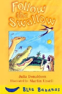 Follow the Swallow als Buch