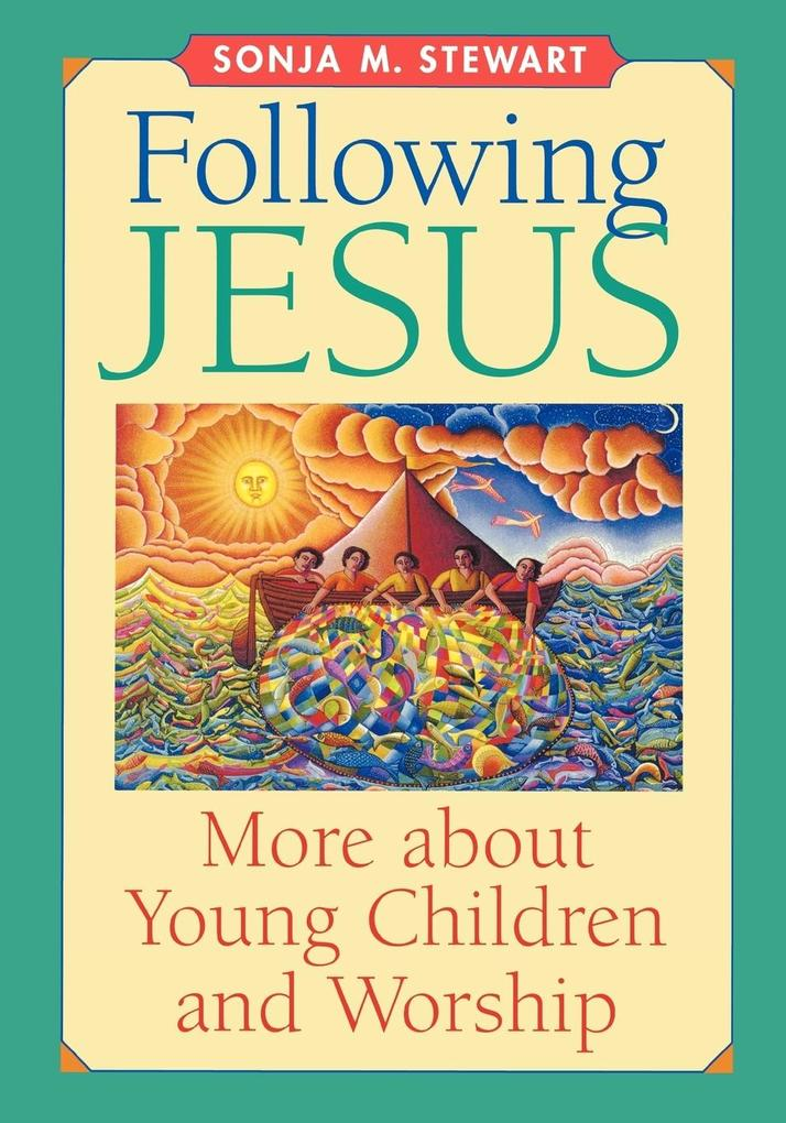 Following Jesus als Buch