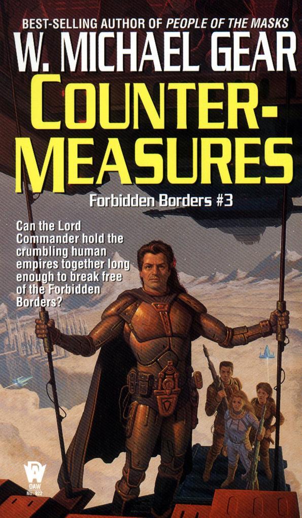 Countermeasures als Taschenbuch