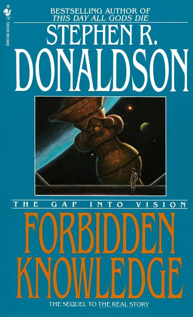 Forbidden Knowledge: The Gap Into Vision als Taschenbuch