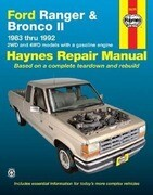 Ford Ranger and Bronco II 1983 Thru 1992: 2wd and 4WD Models with a Gasoline Engine