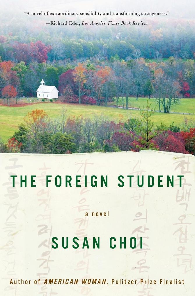 The Foreign Student als Taschenbuch