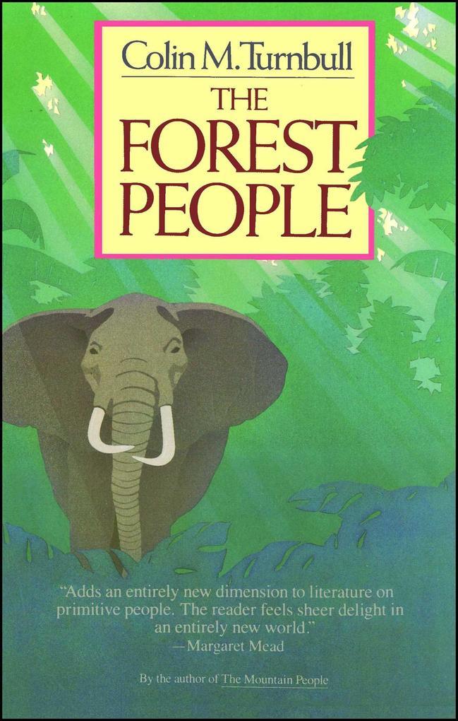 The Forest People als Taschenbuch
