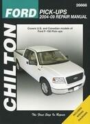 Ford Pick-Ups, 2004 Through 2009