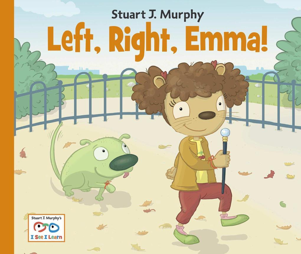 Left, Right, Emma! als Taschenbuch