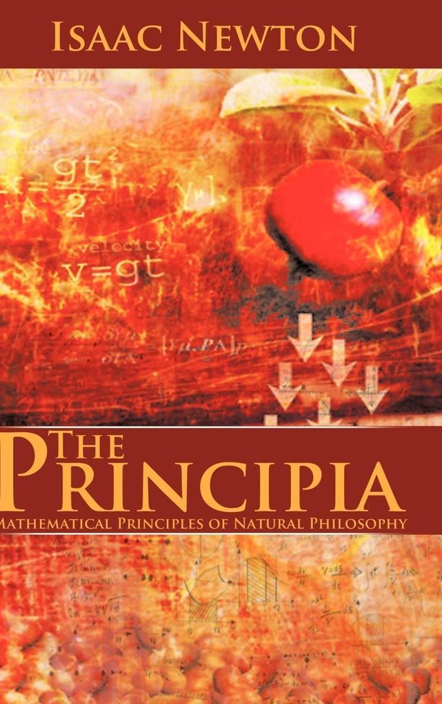 The Principia als Buch von Isaac Newton