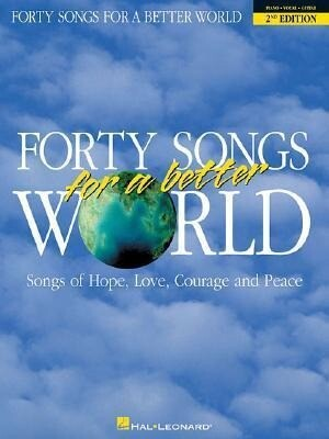 Forty Songs for a Better World als Taschenbuch