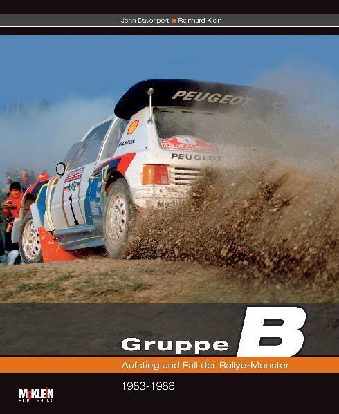 Gruppe B Aufstieg und Fall der Rallye-Monster a...