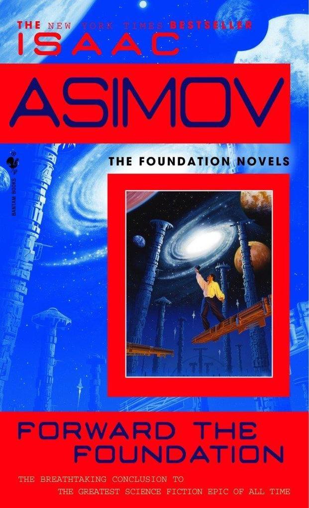 Forward the Foundation als Taschenbuch