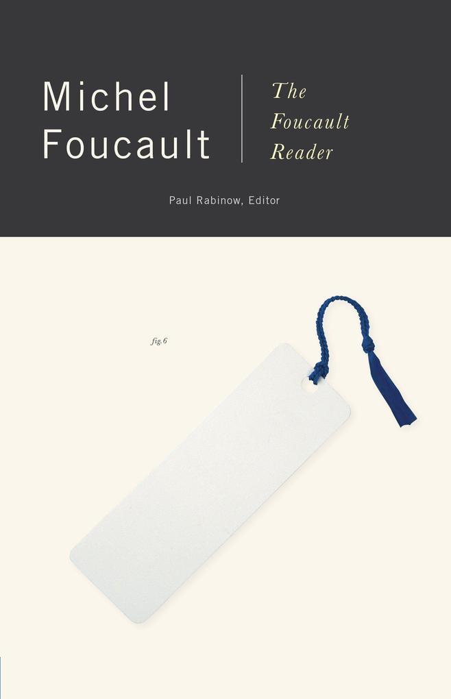 The Foucault Reader als Taschenbuch