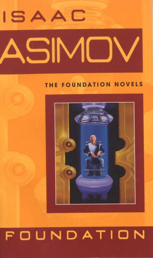 Foundation als Taschenbuch